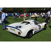 1966 Porsche 910 Race Car Classic Vehicle Racing Germany
