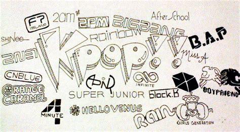 doodle kpop kpop doodle by maejjimae21 on deviantart