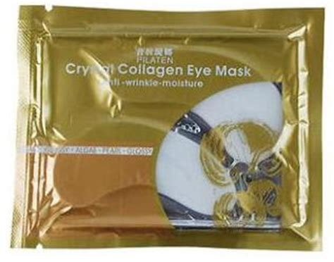 Collagen Eye Mask Masker Mata collagen eye mask lipsecret
