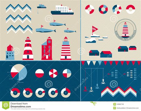 28 nordic decor with vintage touch items similar to vector templates for info graphics in nordic style stock