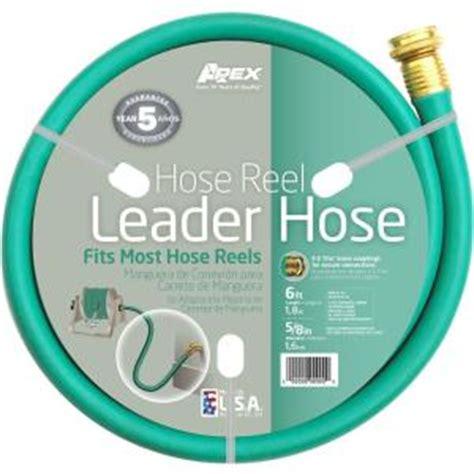 apex premium 5 8 in dia x 6 ft heavy duty water hose