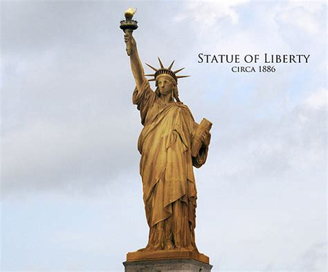 when did color pictures come out statue of liberty images statue of liberty wallpaper and