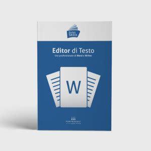 the book of testo editor di testo book