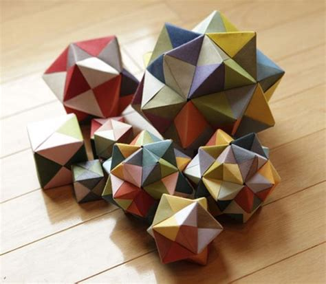 math origami math craft monday community submissions plus how to make