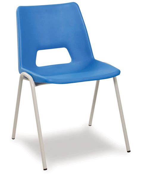 Blue Chair Chords by Advanced Plastic Stacking Chair