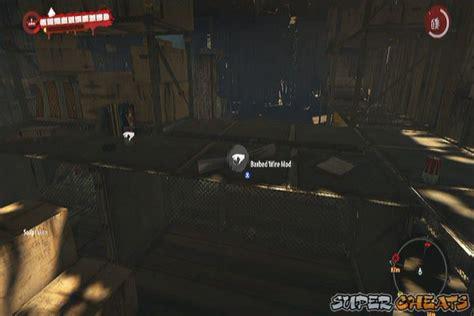 Detox Gun Mod Dead Island by Weapon Mods Dead Island Riptide