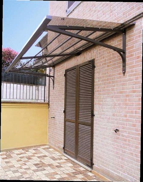 costruire tettoia in ferro simple pensilina in ferro con with tettoia in ferro