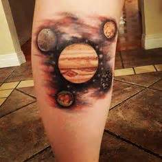 c jupiter tattoo jupiter my favourite planet tattoos