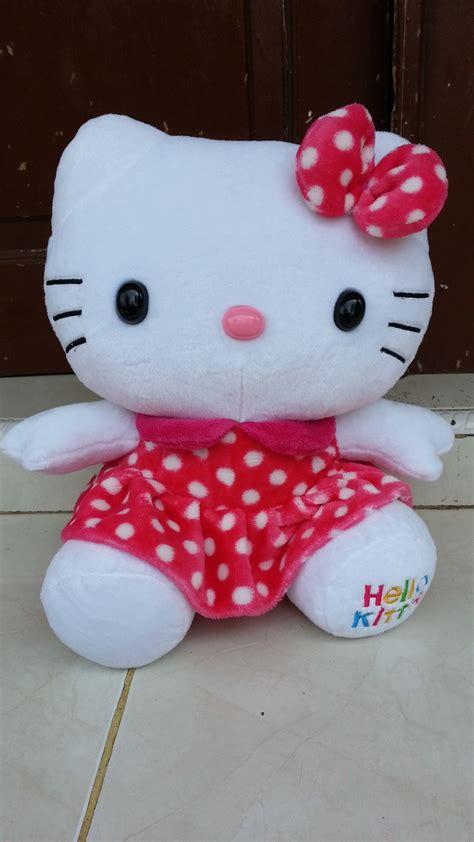 Boneka Hello Pita Pink boneka murah design bild