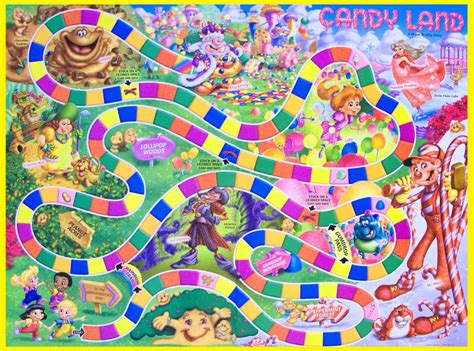 candyland board template how to create a size land summer c