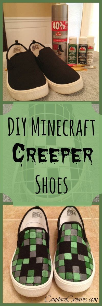 diy minecraft shoes 29 best images about minecraft on minecraft
