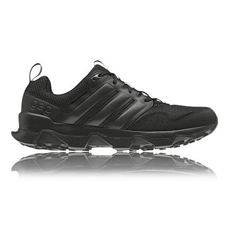black trail running shoes adidas gsg9 mens black trail running sports pumps