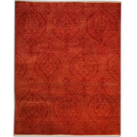 Modern Rug With Damask Pattern For Sale At 1stdibs Patterned Rugs Modern