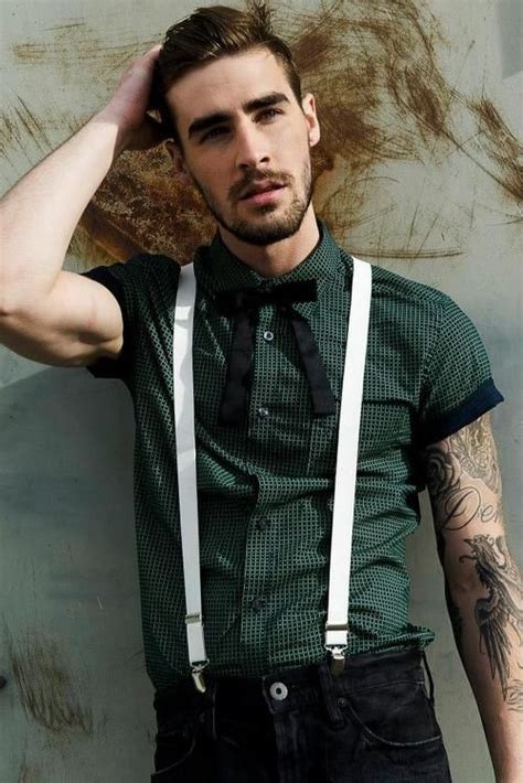 suspender tattoo 50 best images about lumber sexual on beanie