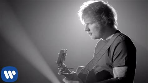 ed sheeran you are the one girl ed sheeran one official video youtube