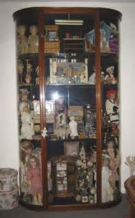 Glass Display Cabinet For Sale In The Philippines Antique American Mahogany Bowed Glass Vitrine Display