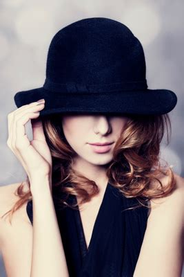 Hairstyles For Hats At Work by 5 Great Hat Hairstyles For