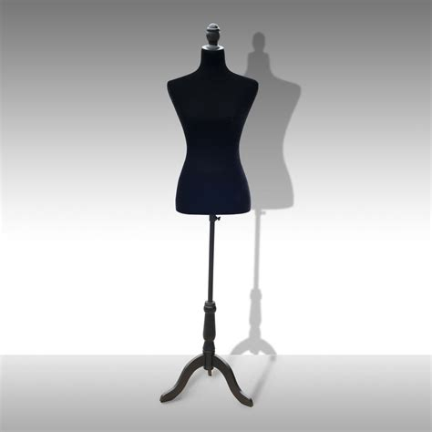 The 80s Is Back In Dress Form by New Mannequin Dress Form Torso Tailor Dressmaker