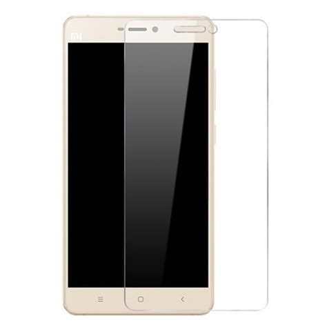 Tempered Glass Xiaomi 3 Xiaomi 4 T2909 tempered glass 0 3mm screen protector for xiaomi redmi 4