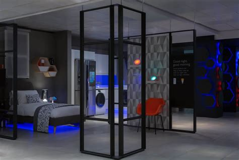 home design stores in london john lewis unveil smart home experience in london store