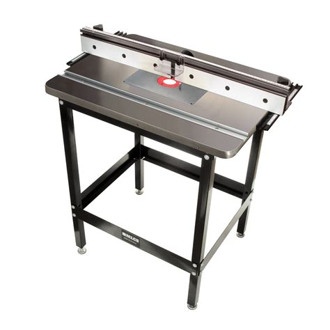 Extension Cast Iron Router Table Top And Fence Details Best Router Table
