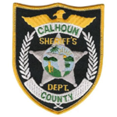 Calhoun County Probation Office by Sheriff Charles Dennis Clark Calhoun County Sheriff S