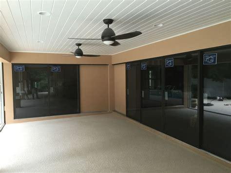 bronze pgt impact sliding glass doors sliding glass door