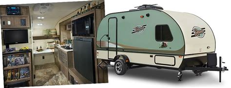 r pod west coast travel trailers by forest river rv quot rear 17 best images about rvs on pinterest little cers