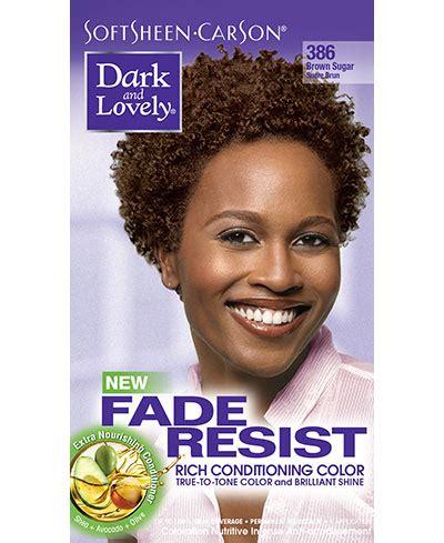 brown sugar hair color fade resist brown sugar hair color for black