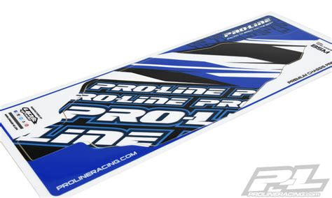 proline boats spare parts proline team blue and white chassis protector for b5m