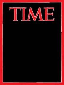 time magazine template magazine cover templates best template design images
