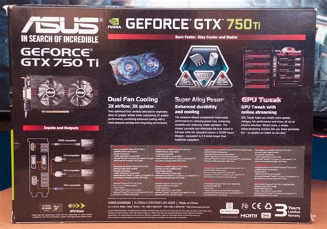 gddr5 layout guide asus gtx 750 ti oc 2gb graphics card review eteknix