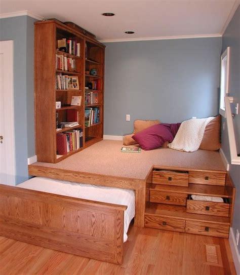 space saving storage ideas bedroom
