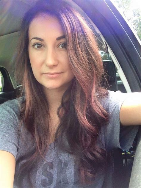 brunette rose gold hair 17 best images about hair and nails on pinterest bobs