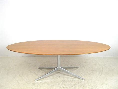 knoll dining table florence knoll a conference table dining table for