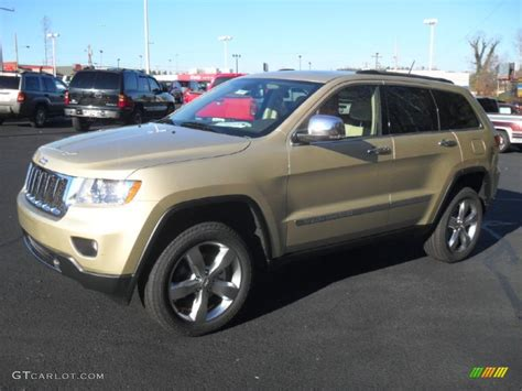 gold jeep grand 2012 white gold metallic jeep grand overland 4x4