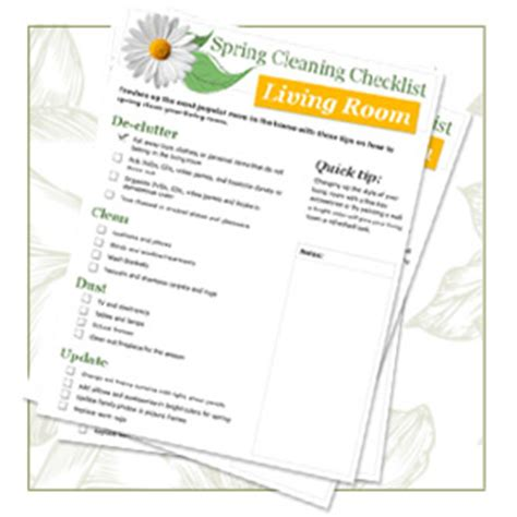 spring cleaning checklist room by room room by room spring cleaning checklist
