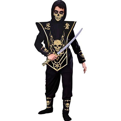 fun world skull lord ninja child halloween costume