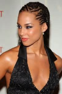 cornrow hairstyles for black with part in the middle naturalista 4 hairstyles to rock with your natural hair