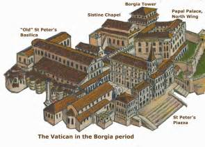 Apostolic Palace Floor Plan Tomaso Paynim S Page The Quot Quot Vatican Palace
