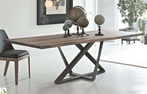 tavolo soggiorno design tavolo design da soggiorno millennium di bontempi arredo