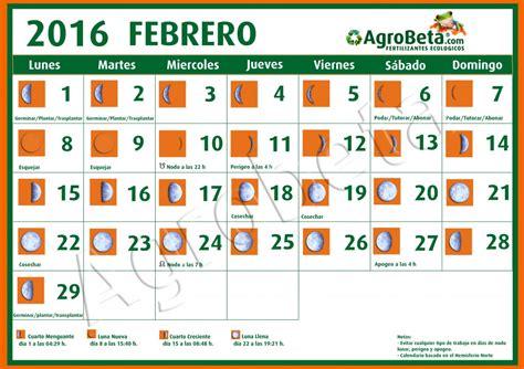 Calendario X Mes 2016 Lunar Phases 2016 Calendar Template 2016