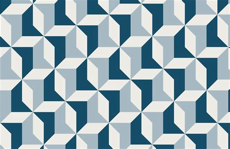 abstract blue geometric wallpaper muralswallpapercouk