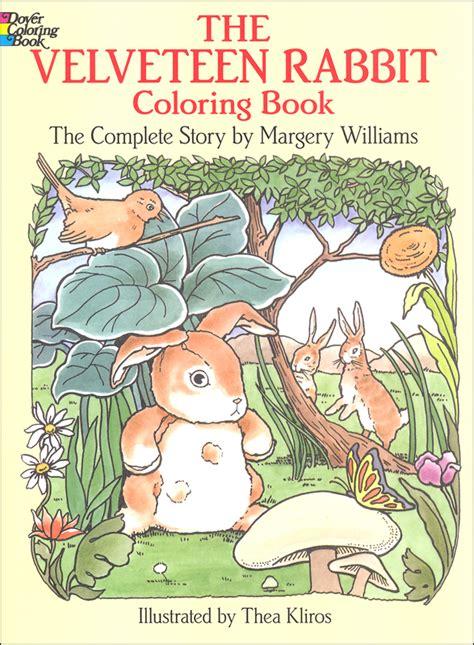 Velveteen Rabbit Coloring Book