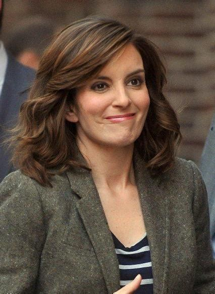 Tina Fey Hairstyle by 2018 Tina Fey Shoulder Length Bob Hairstyles
