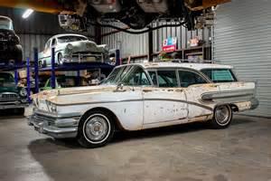 1958 Buick Station Wagon Bangshift 1958 Buick Caballero Century Estate Wagon