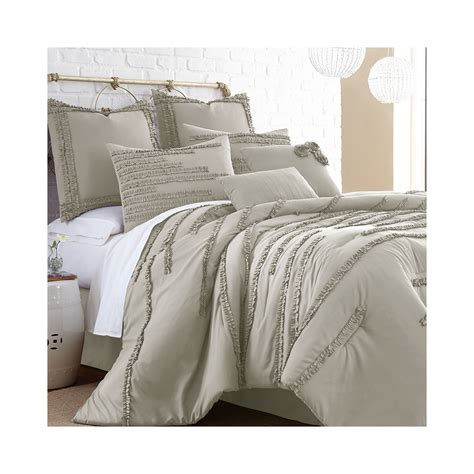 deals collette embroidered 8 pc comforter set offer