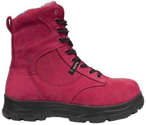 ultra light work boots 8 inch ultra light raspberry work boot with steel toe