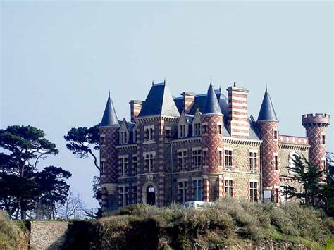 Chateau De Nessay St Briac by Vacances Briac Sur Mer Visites Et Monuments