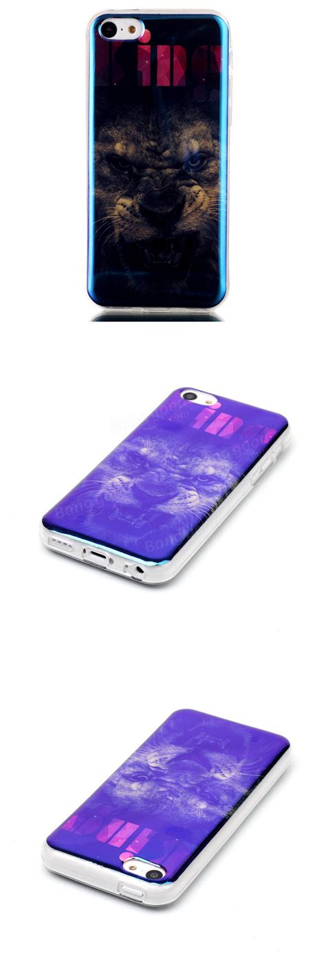 Sale Hoco Light Silicon Soft For Iphone 5 5s Se Ultra Thin ultra thin blue soft tpu gel silicon for iphone 5 5s se sale banggood